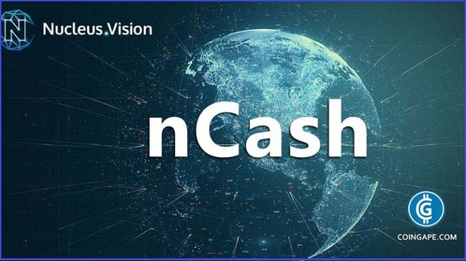 Nucleus Vision - NCASH
