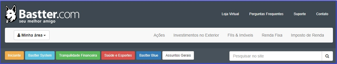 Site do Bastter